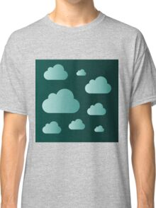 Simple clouds Classic T-Shirt