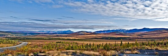 Dempster Highway by Yukondick