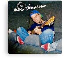 Mac Demarco Canvas Print