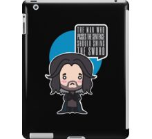 Neddie iPad Case/Skin