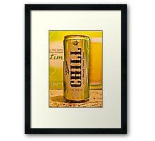 Miller Chill Framed Print