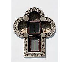 Orthodox Window Photographic Print