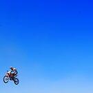 Kalispell Montana motocross track by Breanna Stewart