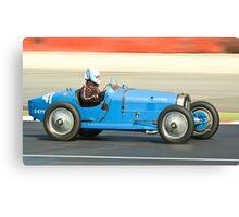 Bugatti T35B Canvas Print
