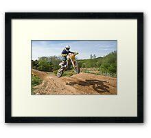 Dillon Cowie Framed Print