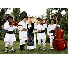 Romanian Folklore Photographic Print