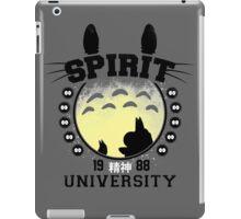 Spirit University iPad Case/Skin