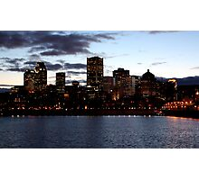 Montreal Photographic Print