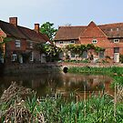 Flatford Mill by spottydog06