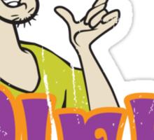 Like Zoinks Sticker