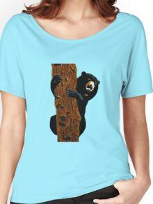 Sun bear Women's Relaxed Fit T-Shirt