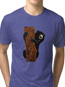Sun bear Tri-blend T-Shirt