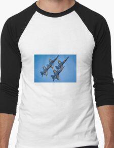 Blue Angels Men's Baseball ¾ T-Shirt