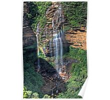 Wentworth Falls, NSW, Australia  Poster