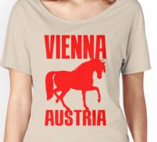 VIENNA-3 Women's Relaxed Fit T-Shirt