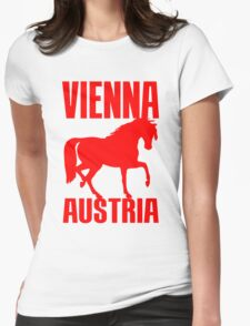 VIENNA-3 Womens Fitted T-Shirt