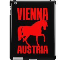 VIENNA-3 iPad Case/Skin