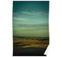 Lighthouse beach Chatham Massachusetts Poster