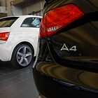 Audi A4 Emblem by AndrewBerry