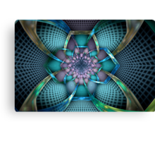 Screened-in Portal Canvas Print