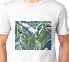 Spitfire  MH434 - OFMC`s Christmas Card 2011  Unisex T-Shirt