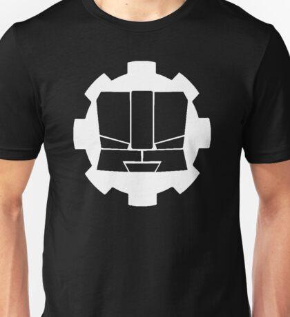 Heroic Gearo Emblem - White T-Shirt