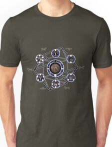 Remedial Chaos Theory Timeline Design Unisex T-Shirt