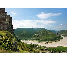 Mtskheta monastery  Photographic Print