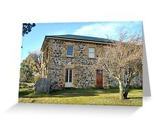 Marlborough House,  Avoca Greeting Card