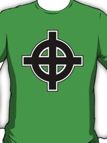 Celtic Sun Cross T-Shirt