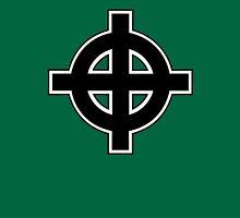 Celtic Sun Cross Unisex T-Shirt