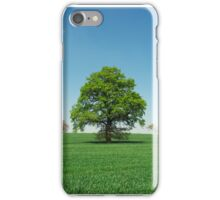 Three Trees, Spring iPhone Case/Skin