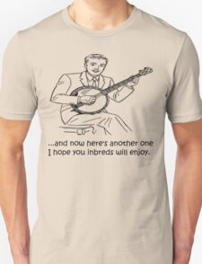 Banjo: Enjoy it Inbreds! T-Shirt