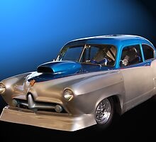 Henry J Gasser Street Rod by WildBillPho