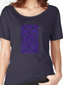 Psychedelic Inversion Women's Relaxed Fit T-Shirt