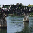 The Bridge Over The River Kwai - Thailand by BreeDanielle