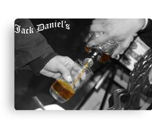 Jack Daniels Canvas Print