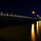 Bribie Island Bridge. Queensland, Australia. (3) by Ralph de Zilva