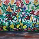 Elisabeths garden -Wild by James Bryron Love