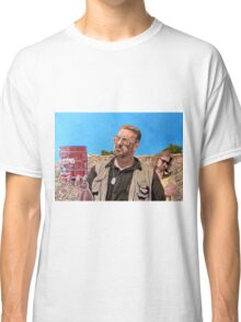 He Was One Of Us Classic T-Shirt