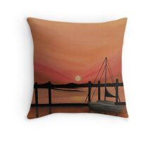 Hymn for My Father Throw Pillow
