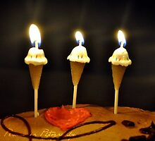 Celebrate Life. by Caroline Plummer