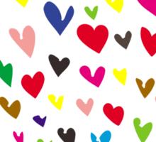 99 Imperfect love Sticker