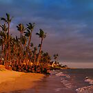 Sunset over Maalaea Bay - Maui, HAWAII by Atanas Bozhikov NASKO