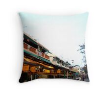 Rest tau rant Throw Pillow