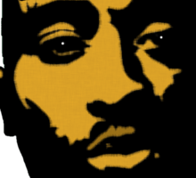 HIP-HOP ICONS: TUPAC SHAKUR Sticker