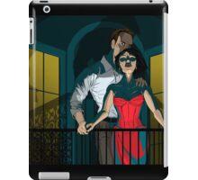 Noir Couple iPad Case/Skin