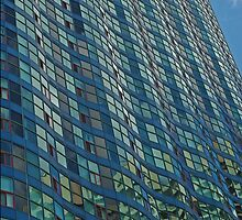 Wave Building, Toronto by TeaCee