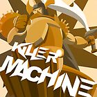 Killer Machine 00 by ickhwano