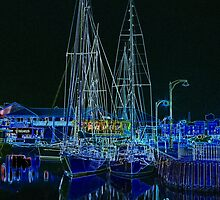 """Midnight Mooring"" by Phil Thomson IPA"